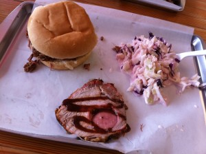 Hello BBQ. So happy you're here. Photo courtesy of Burn Co.
